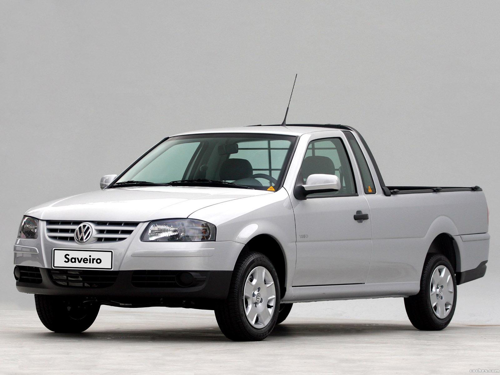 Foto 0 de Volkswagen Saveiro Trend IV 2008