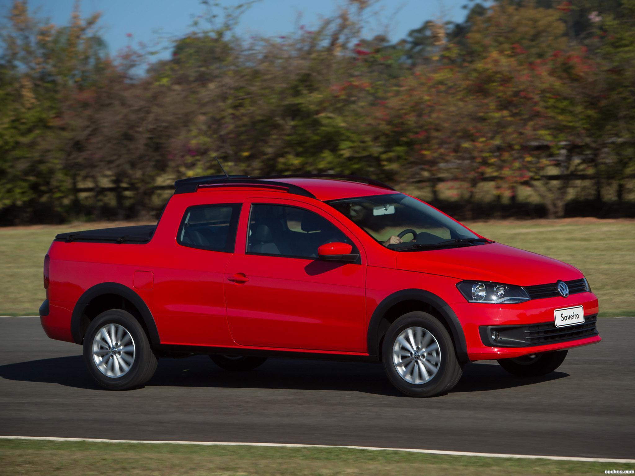 Foto 0 de Volkswagen Saveiro Trendline CD 2014
