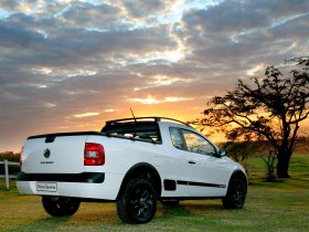 Ver foto 7 de Volkswagen Saveiro Trooper 2009
