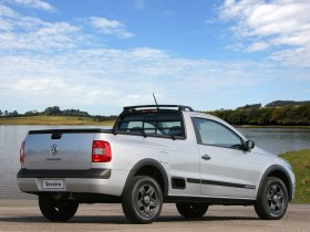Ver foto 5 de Volkswagen Saveiro Trooper 2009