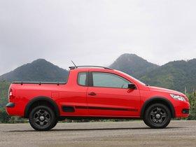 Ver foto 4 de Volkswagen Saveiro Trooper 2009
