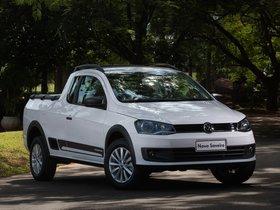 Ver foto 6 de Volkswagen Saveiro Trooper 2013