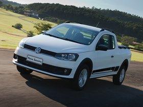 Ver foto 2 de Volkswagen Saveiro Trooper 2013