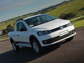 Ver foto 11 de Volkswagen Saveiro Trooper 2013