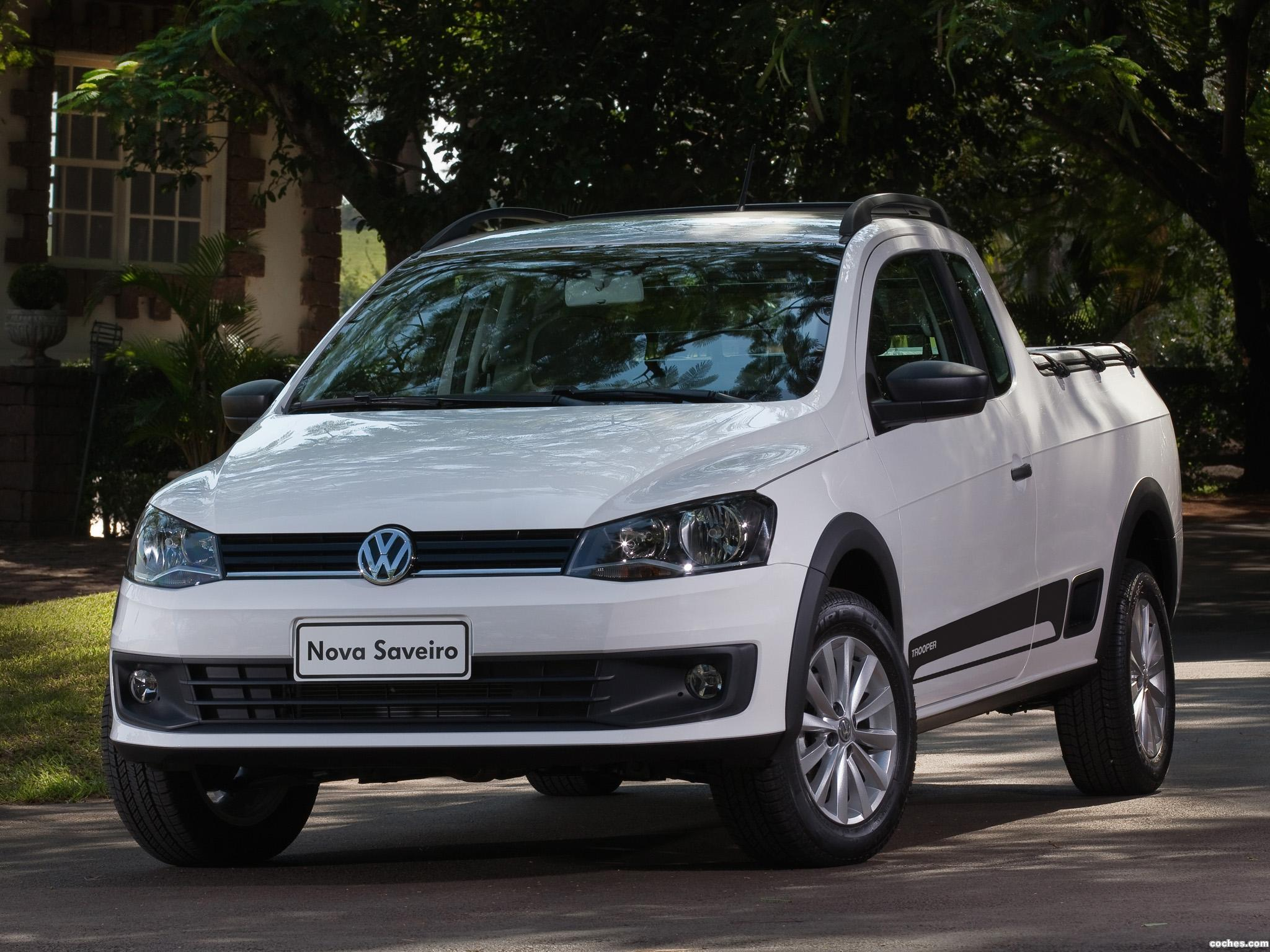 Foto 0 de Volkswagen Saveiro Trooper 2013