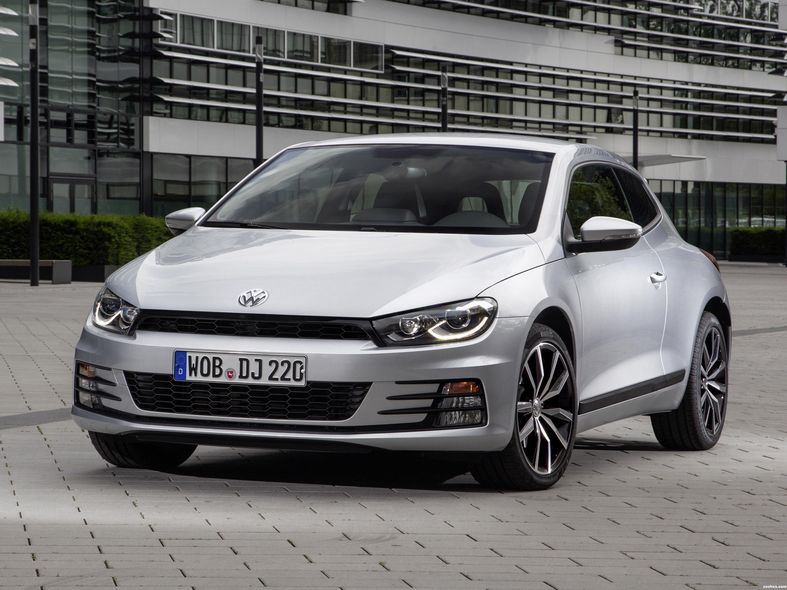 Foto 0 de Volkswagen Scirocco 2014