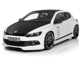 Ver foto 2 de Volkswagen CSR Automotive Scirocco 2011