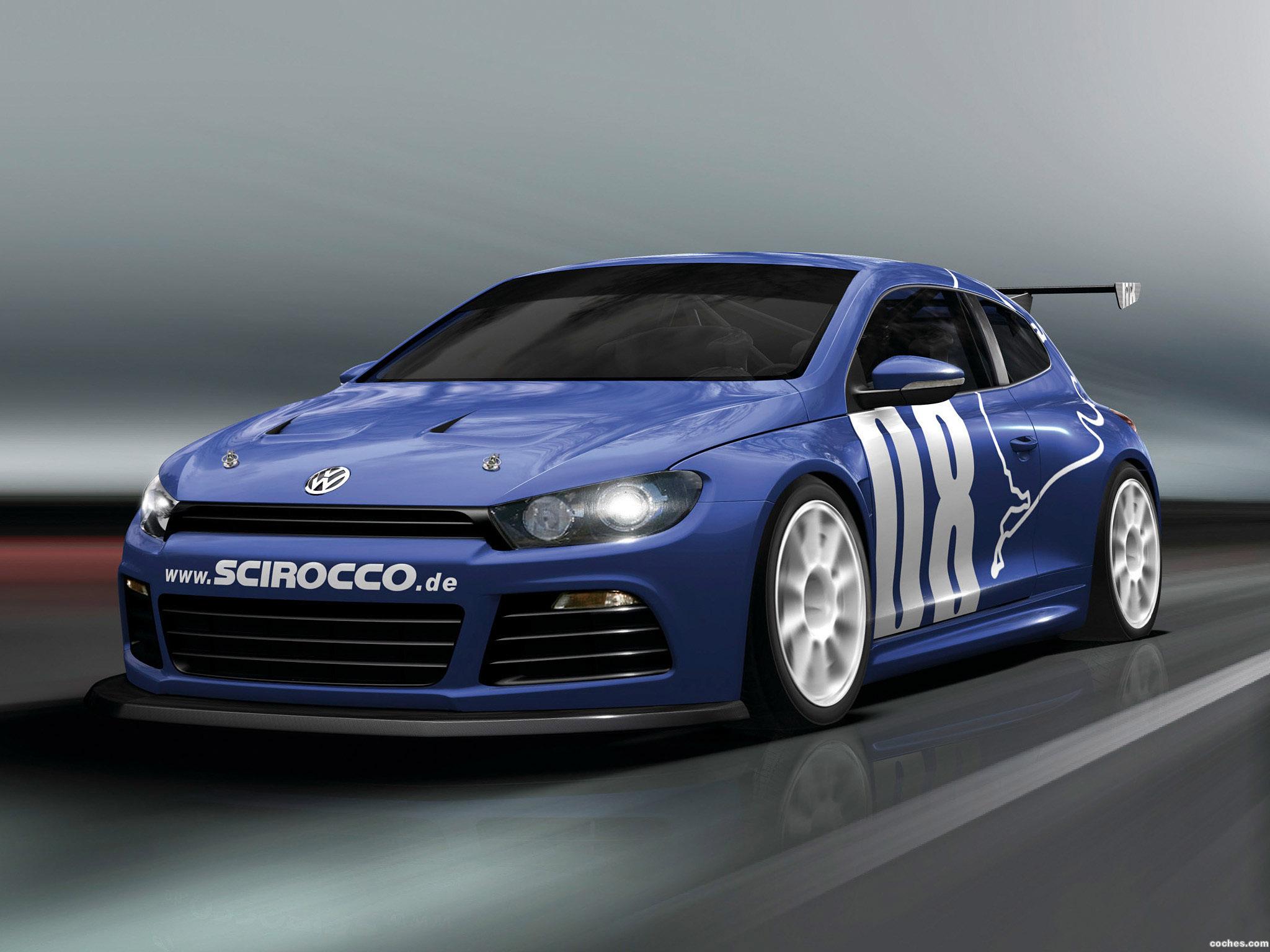 Foto 0 de Volkswagen Scirocco GT24 2008