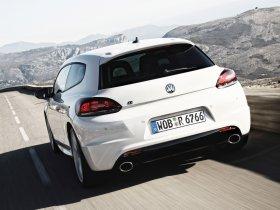 Ver foto 3 de Volkswagen Scirocco R 2009