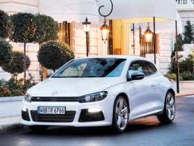 Fotos de Volkswagen Scirocco R 2009