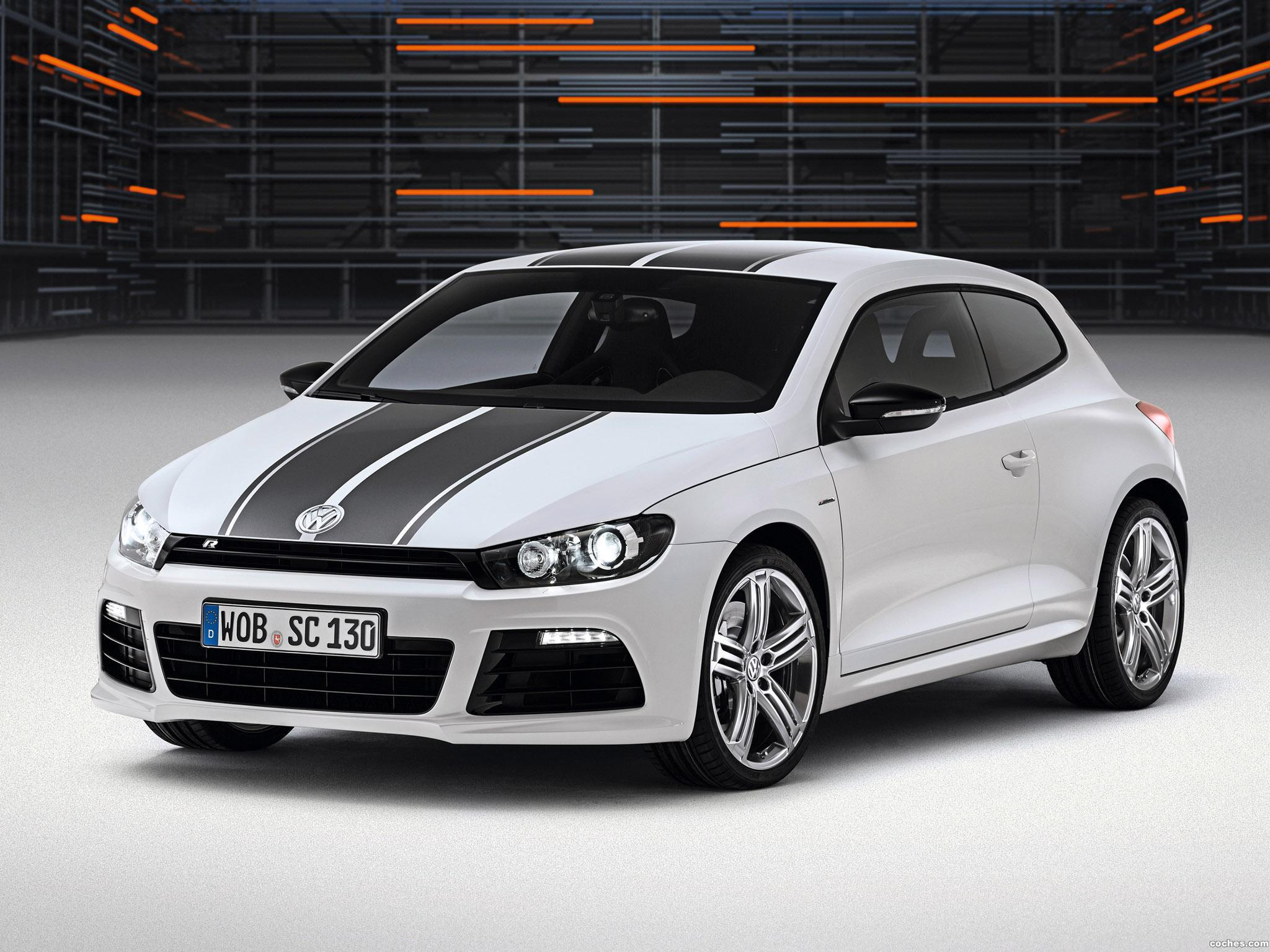 Foto 0 de Volkswagen Scirocco R Million 2013