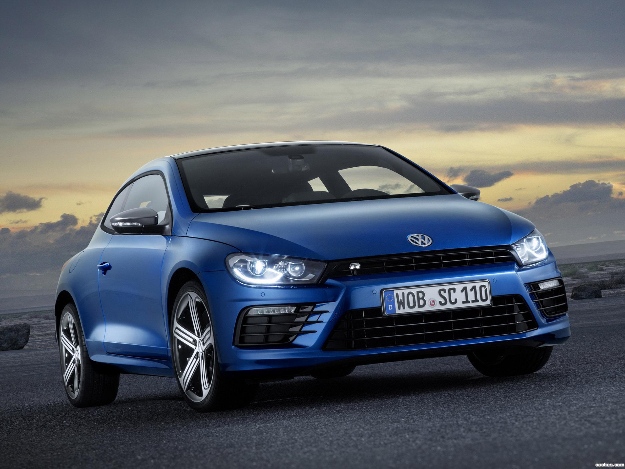 Foto 0 de Volkswagen Scirocco R 2014