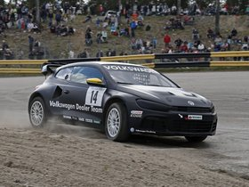 Ver foto 2 de Volkswagen Scirocco Rallycross 2013