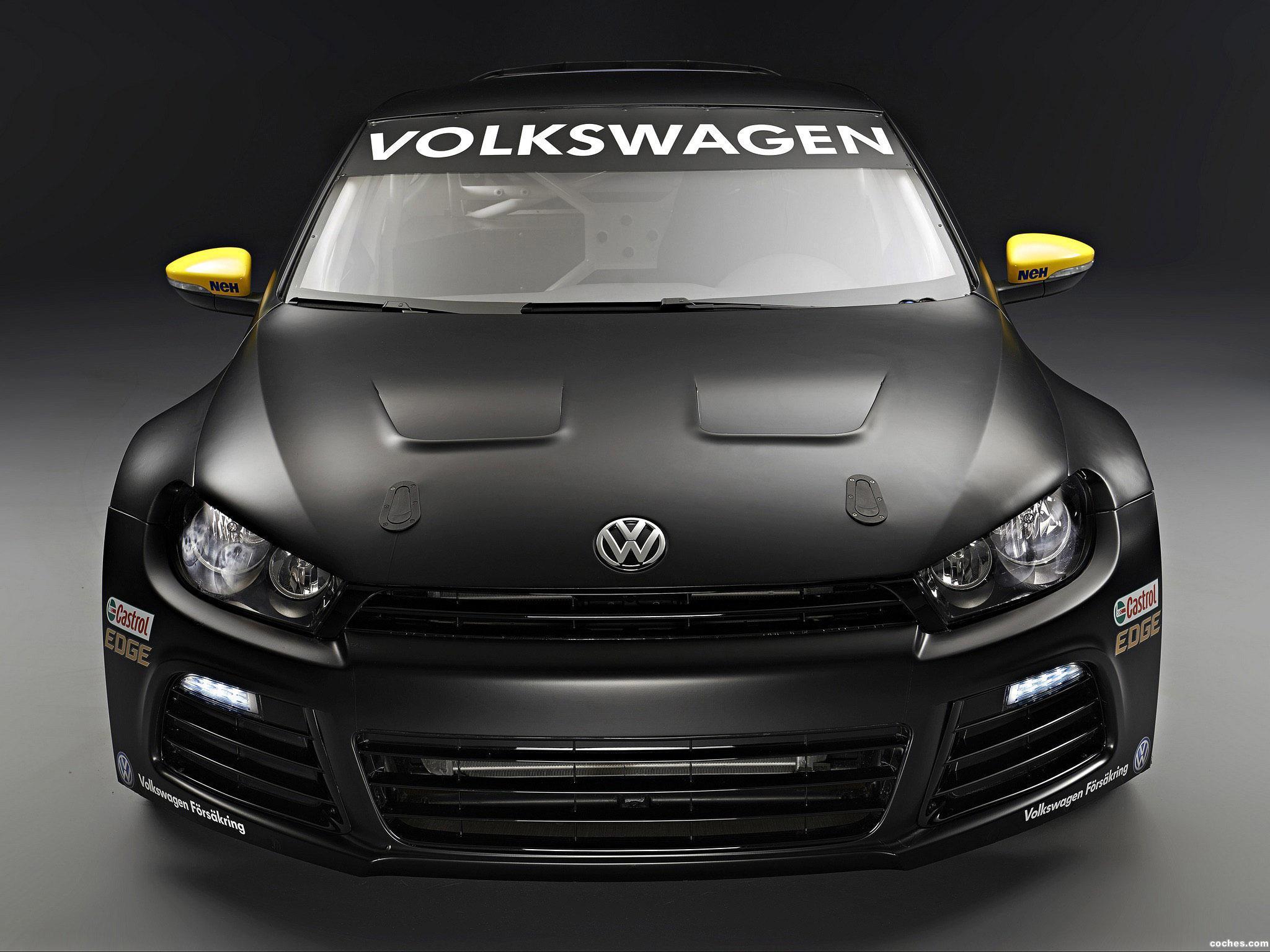 Foto 0 de Volkswagen Scirocco STCC 2013