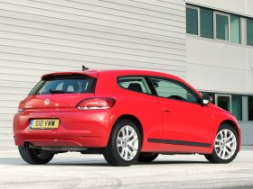Ver foto 14 de Volkswagen Scirocco UK 2008