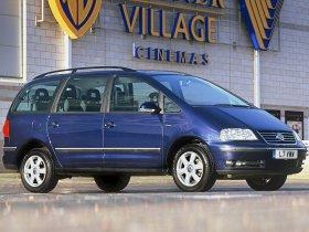 Ver foto 3 de Volkswagen Sharan 2.0 TDI UK 2004