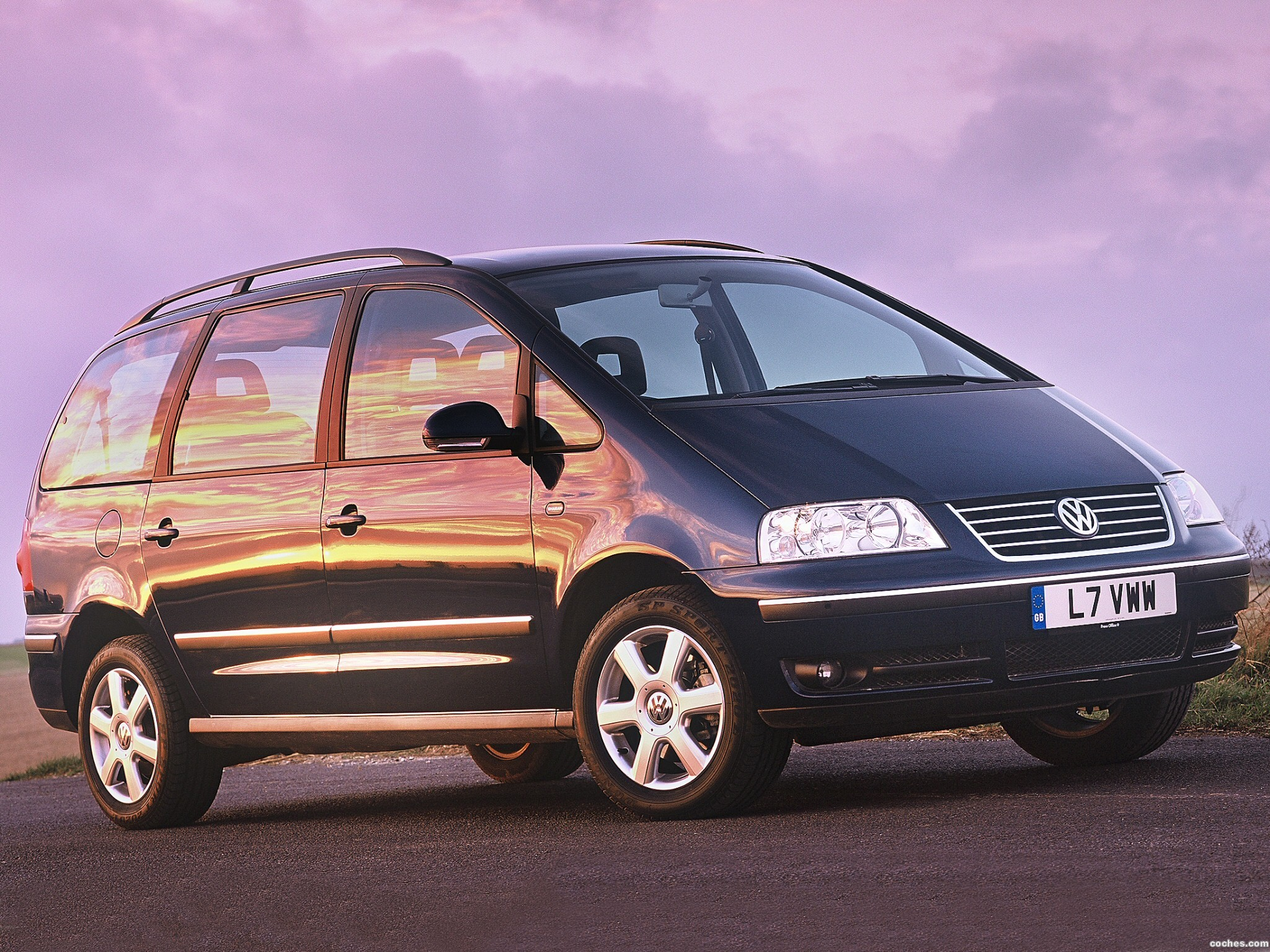 Foto 0 de Volkswagen Sharan 2.0 TDI UK 2004