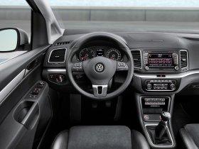 Ver foto 7 de Volkswagen Sharan 2.0 TDI CR 2010