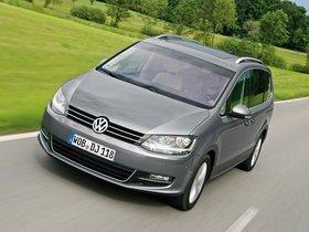 Ver foto 22 de Volkswagen Sharan 2.0 TDI CR 2010