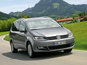 Ver foto 21 de Volkswagen Sharan 2.0 TDI CR 2010