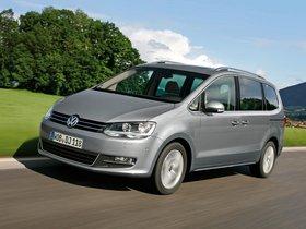 Ver foto 20 de Volkswagen Sharan 2.0 TDI CR 2010