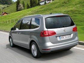 Ver foto 17 de Volkswagen Sharan 2.0 TDI CR 2010