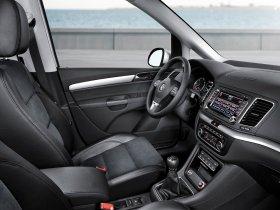 Ver foto 6 de Volkswagen Sharan 2010