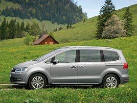 Ver foto 14 de Volkswagen Sharan 2010