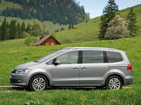 Ver foto 14 de Volkswagen Sharan 2.0 TDI CR 2010