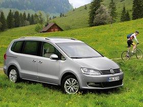 Ver foto 12 de Volkswagen Sharan 2.0 TDI CR 2010