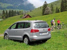 Ver foto 10 de Volkswagen Sharan 2.0 TDI CR 2010