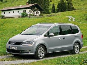 Ver foto 8 de Volkswagen Sharan 2.0 TDI CR 2010