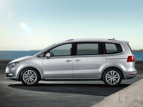 Ver foto 5 de Volkswagen Sharan 2010