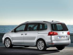 Ver foto 4 de Volkswagen Sharan 2.0 TDI CR 2010