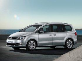Ver foto 3 de Volkswagen Sharan 2.0 TDI CR 2010