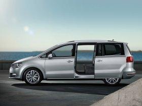 Ver foto 2 de Volkswagen Sharan 2.0 TDI CR 2010