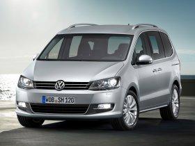 Fotos de Volkswagen Sharan 2.0 TDI CR 2010