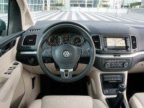Ver foto 26 de Volkswagen Sharan 2.0 TDI CR 2010