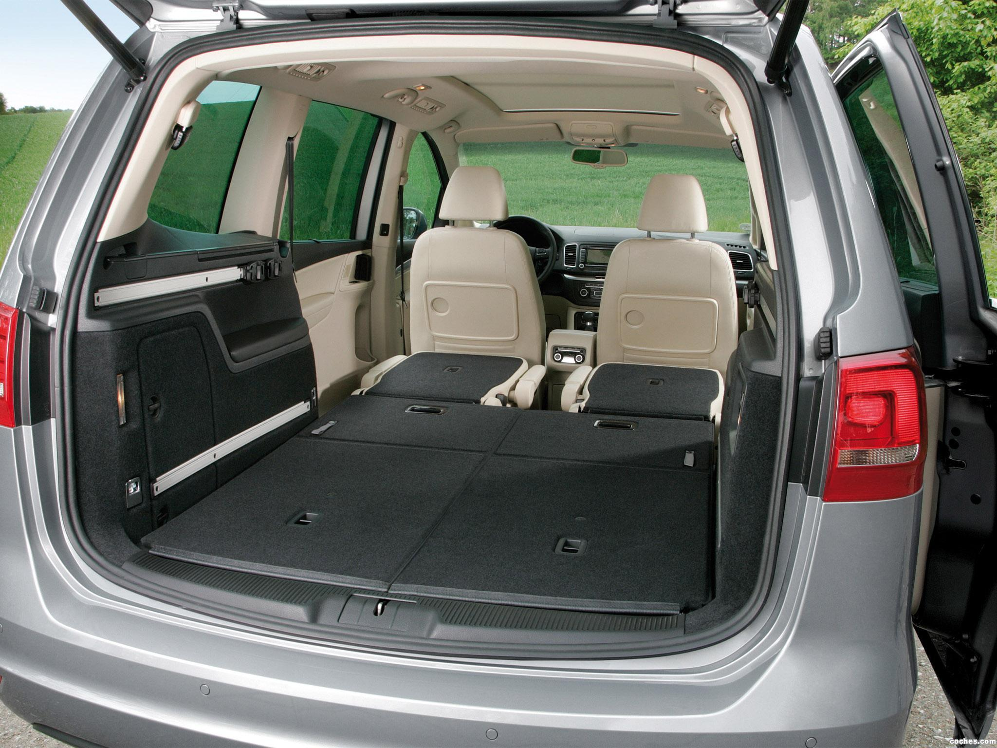 fotos de volkswagen sharan 2010 foto 23. Black Bedroom Furniture Sets. Home Design Ideas
