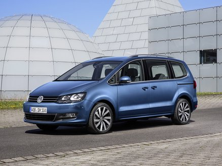 Volkswagen Sharan 1.4 Tsi Advance 110kw