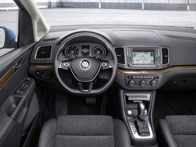 Ver foto 11 de Volkswagen Sharan 2.0 TDI Bluemotion 2015