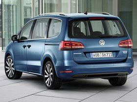 Ver foto 2 de Volkswagen Sharan 2.0 TDI Bluemotion 2015