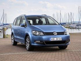 Ver foto 27 de Volkswagen Sharan 2.0 TDI Bluemotion 2015