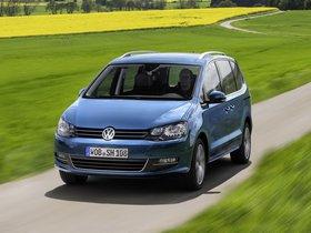 Ver foto 13 de Volkswagen Sharan 2.0 TDI Bluemotion 2015