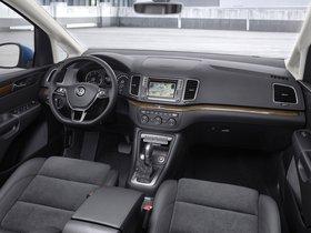 Ver foto 9 de Volkswagen Sharan 2.0 TDI Bluemotion 2015