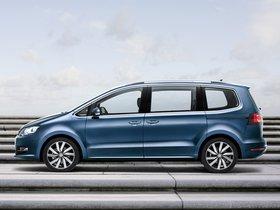 Ver foto 7 de Volkswagen Sharan 2.0 TDI Bluemotion 2015