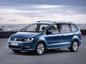 Ver foto 5 de Volkswagen Sharan 2.0 TDI Bluemotion 2015