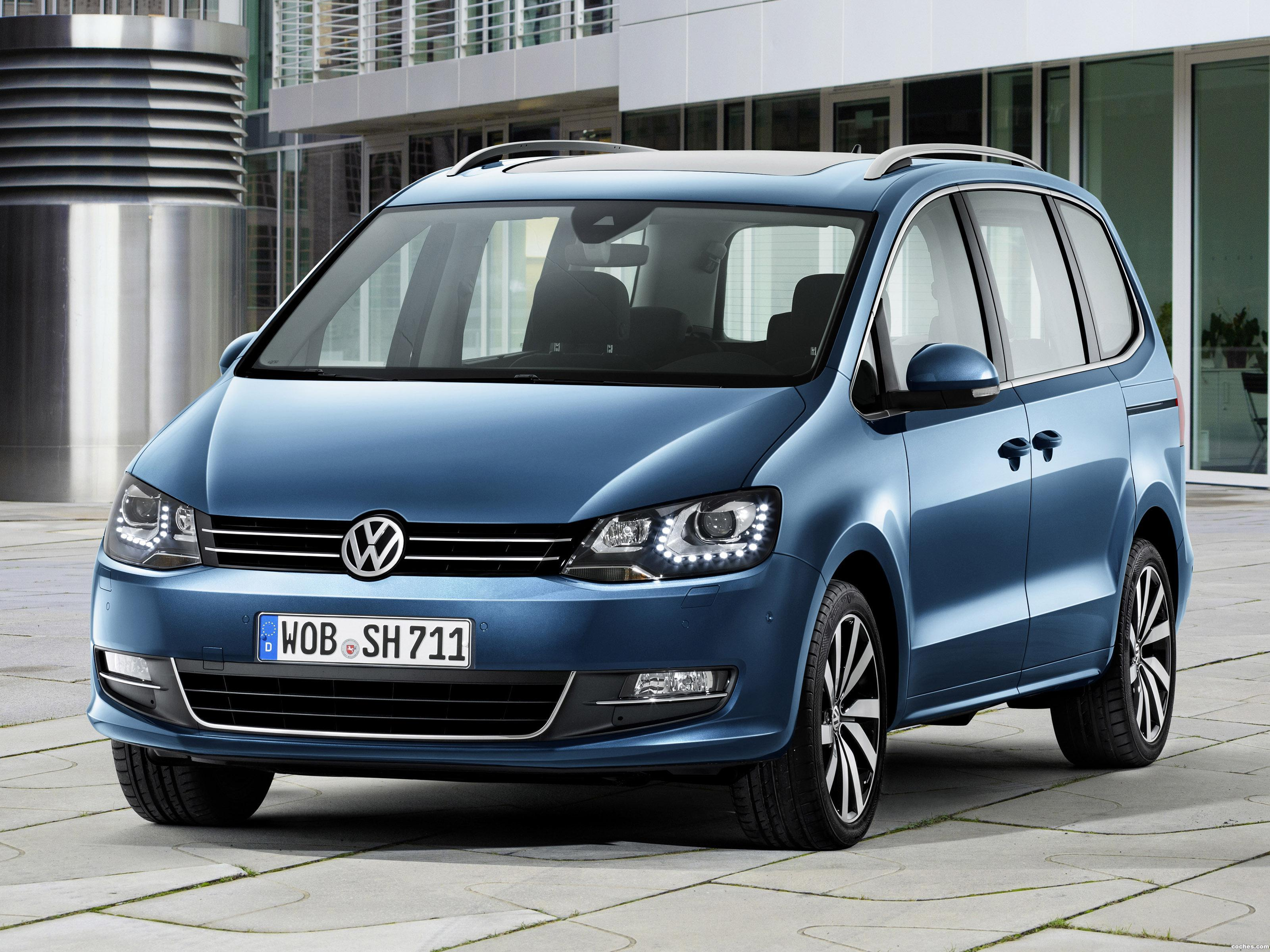 Foto 0 de Volkswagen Sharan 2.0 TDI Bluemotion 2015