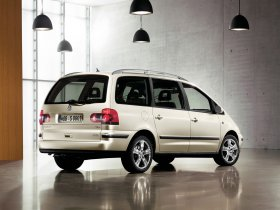 Ver foto 3 de Volkswagen Sharan Exclusive Edition 2008