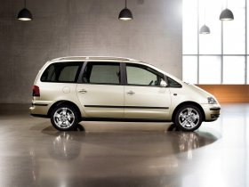 Ver foto 2 de Volkswagen Sharan Exclusive Edition 2008